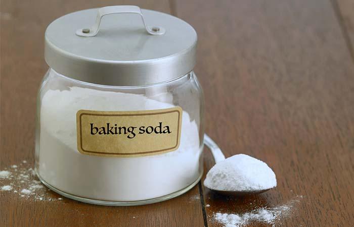 2. Baking Soda