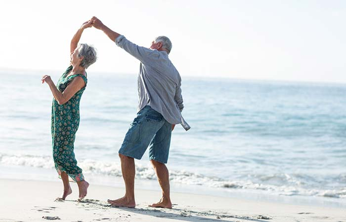 2. Cuddling And Loving Gestures Decrease As You Age