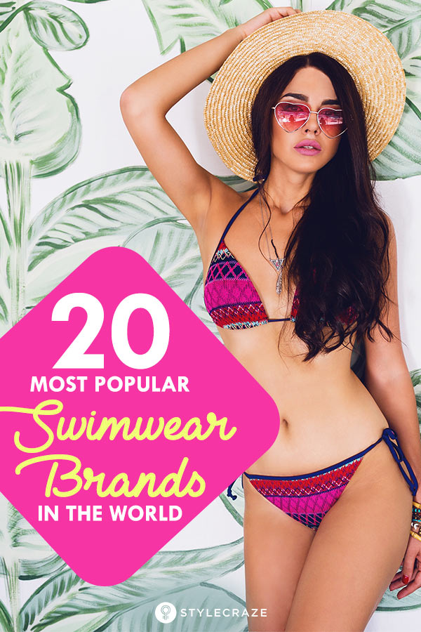 20 Best Swimsuit Brands In The World b610467147
