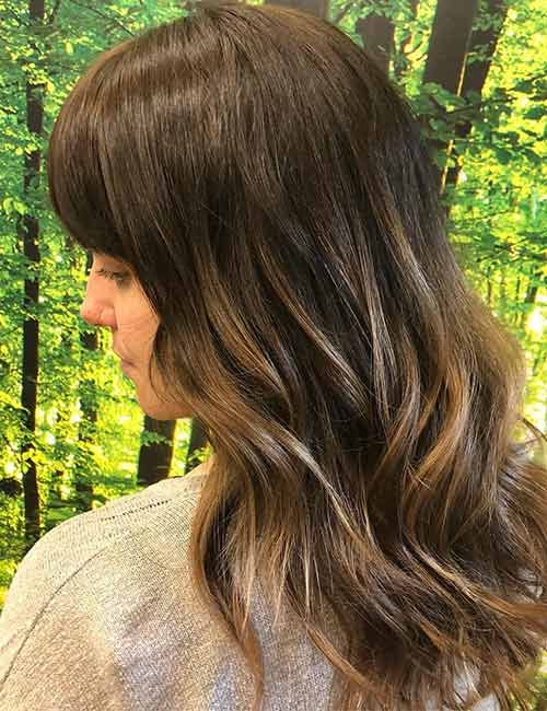 30 Best Shades Of Brown Hair - Light Beige Brown Hair Color