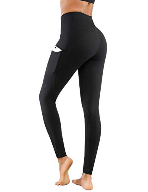 3. Lingswallow High Waist Yoga Pants