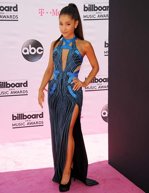 Short Female Celebrities - Ariana Grande