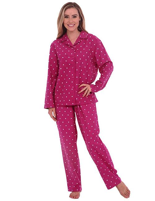 Best Women's Pajamas - Cotton Pajamas