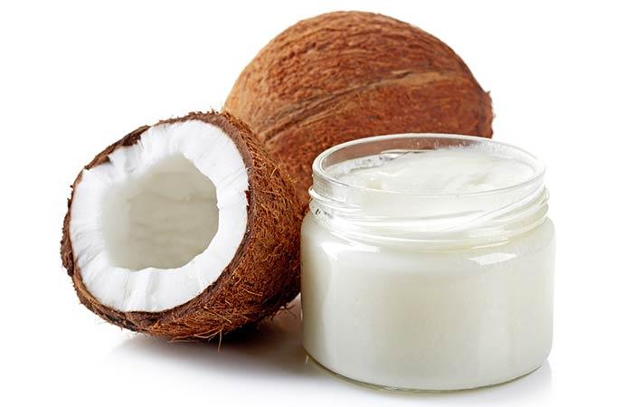 Cracked Fingertips - Coconut Oil