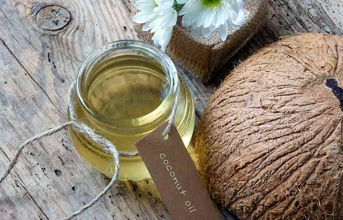 Molluscum Contagiosum - Coconut Oil