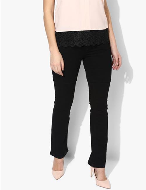 4. Straight Legged Jeans