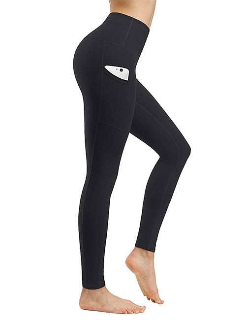 5. Fengbay 2 Pack Highwaist Yoga Pants