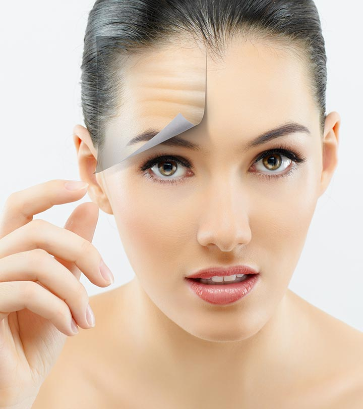 5 Natural Treatments To Soften The Lines On Your Forehead