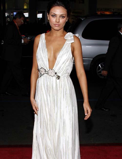 Short Female Celebrities - Mila Kunis