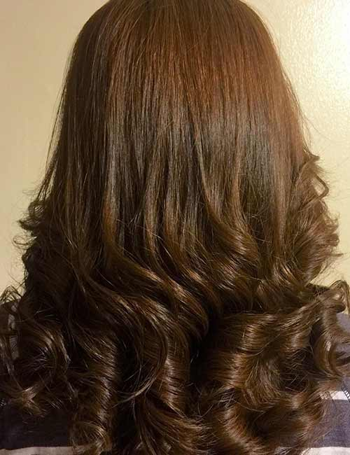 30 Best Shades Of Brown Hair - Neutral Brown Hair Color
