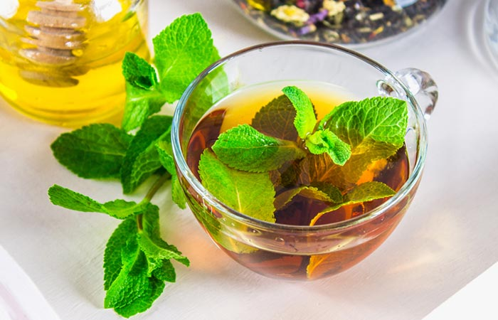 5. Peppermint Tea