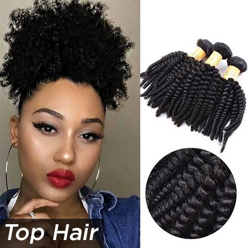 5. Top Hair