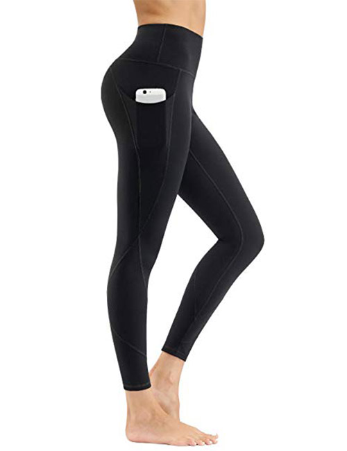 6. HKJIEVSHOP High Waist Tummy Control Workout Pants