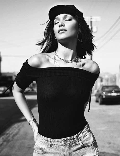 Top Instagram Models - Bella Hadid
