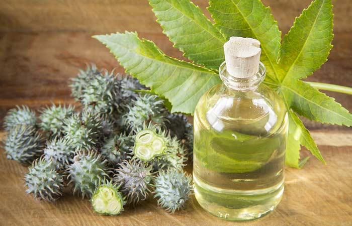 6. Castor Oil
