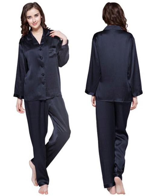 Best Women's Pajamas - Silk Pajamas
