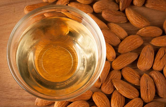 7. Almond Oil