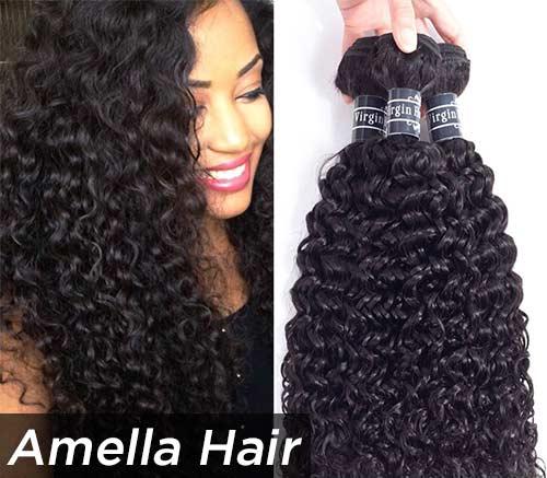 7. Amella Hair