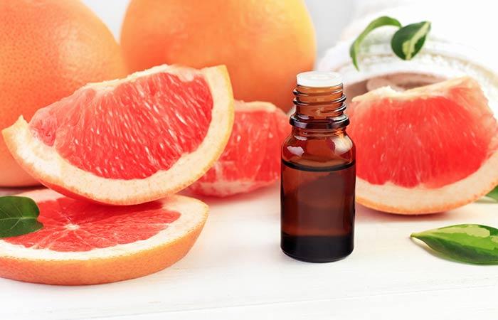 Molluscum Contagiosum - Grapefruit Seed Extract