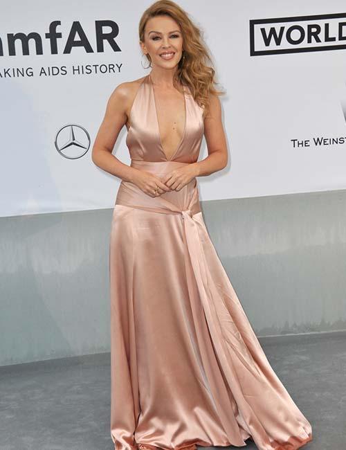Short Female Celebrities - Kylie Minogue