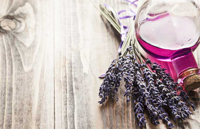 Essential Oils For Thyroid - Lavender Oil