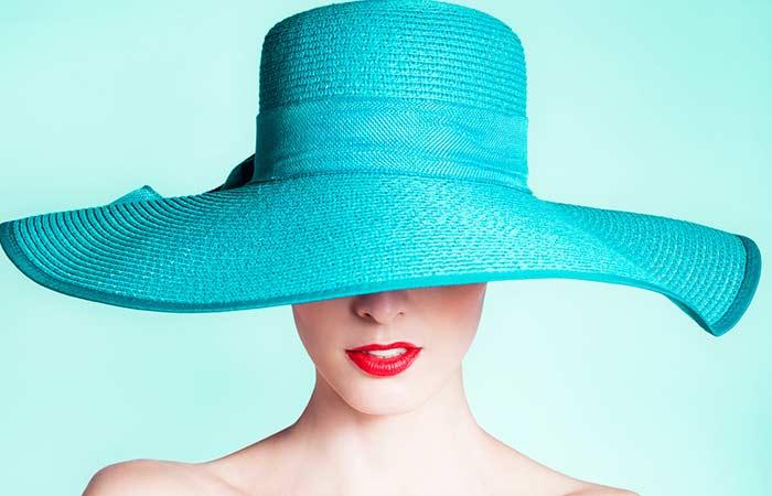 Types Of Hats - Sun Hats