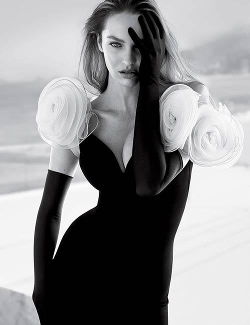 Top Instagram Models - Candice Swanepoel
