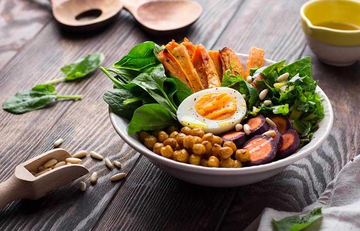 8. Correct Food Intake