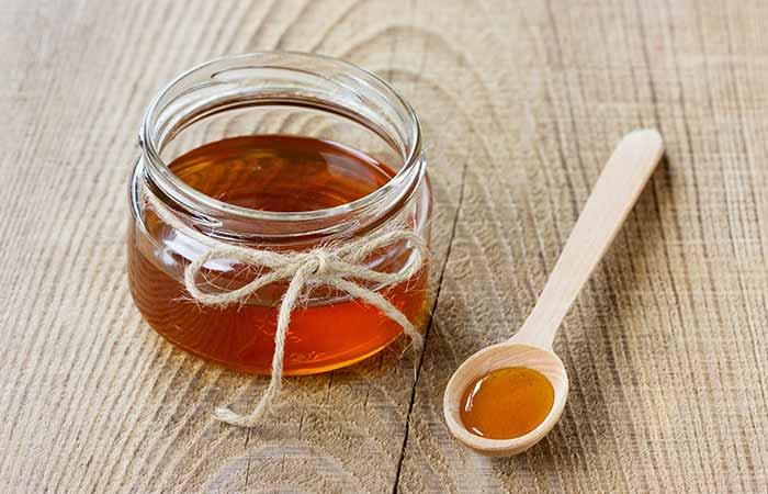 Molluscum Contagiosum - Honey