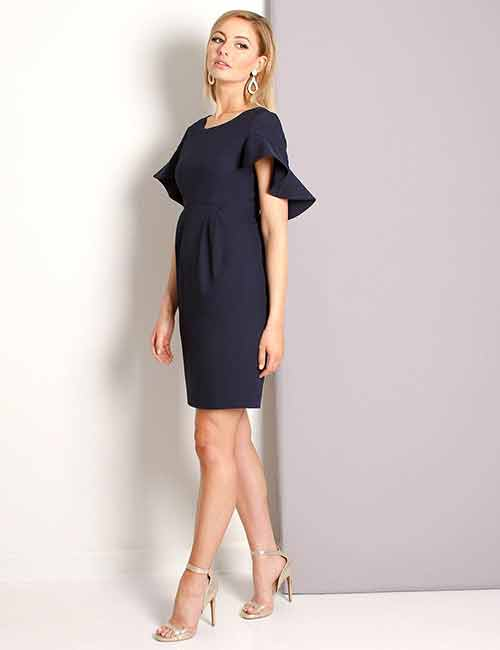 What Color Shoes Go With A Navy Blue Dress Desymbol