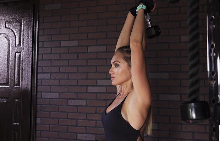 Armpit Fat - Tricep Extension