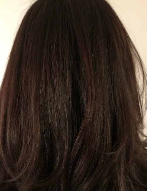30 Best Shades Of Brown Hair - Dark Chocolate Hair Color