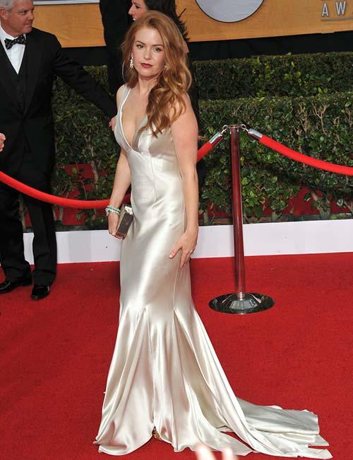 Short Female Celebrities - Isla Fisher