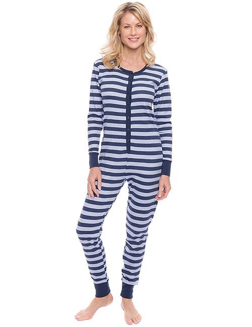 Best Women's Pajamas - Jumpsuit Style Pajamas
