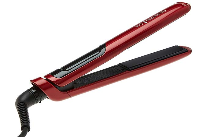 Remington S9600 Silk Straightener - Remington Hair Straighteners