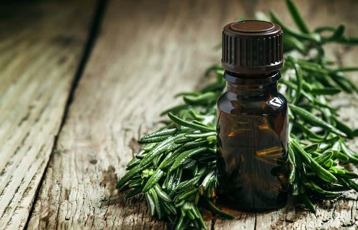 9. Rosemary Oil