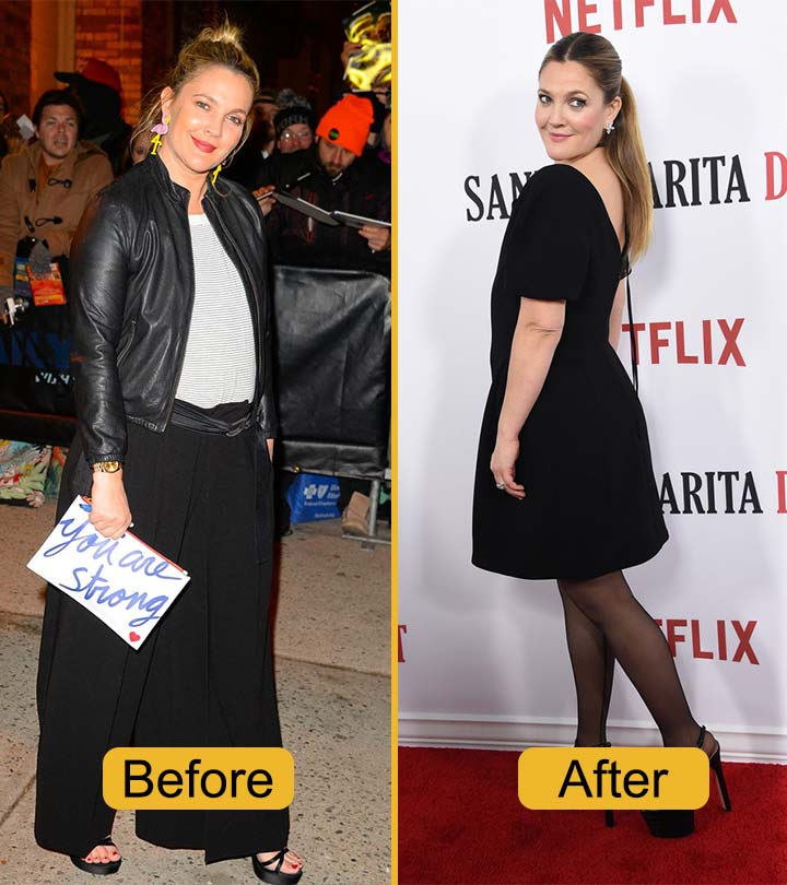 Drew Barrymore's Weight Loss Diet That Helped Her Lose 20 Pounds (4)