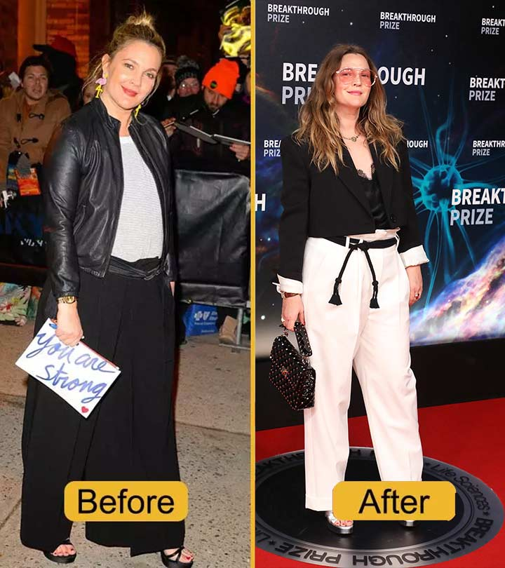 Drew Barrymore's Weight Loss Diet, Exercise, And Treatment