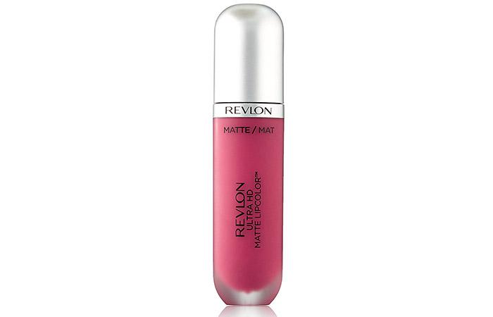 Revlon Ultra HD Matte Lip Color Review - HD Intensity