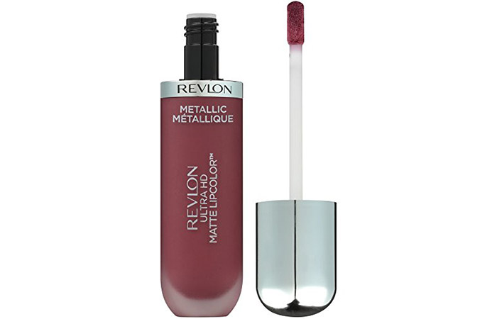 Revlon Ultra HD Matte Lip Color Review - HD Shine