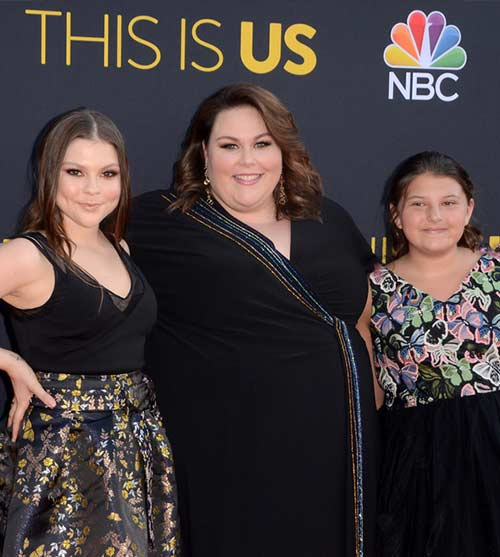 How Chrissy Landed The Job On This Is Us