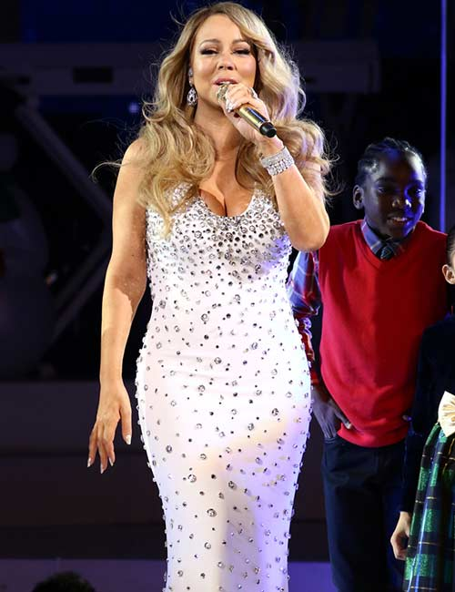 How Did Mariah Carey Lose 25 Pounds