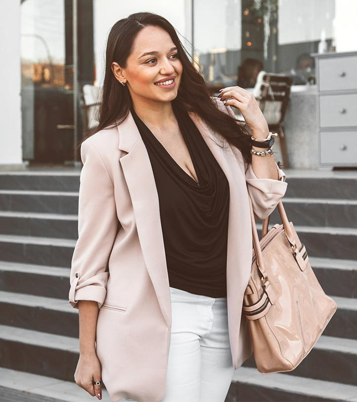 How To Wear A Blazer – Outfit Ideas And Buying Tips