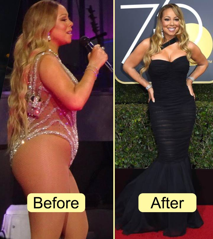 Mariah Carey S Stunning Transformation After Losing 25 Pounds