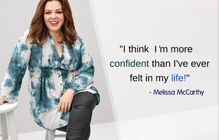 Melissa McCarthy Workout Plan
