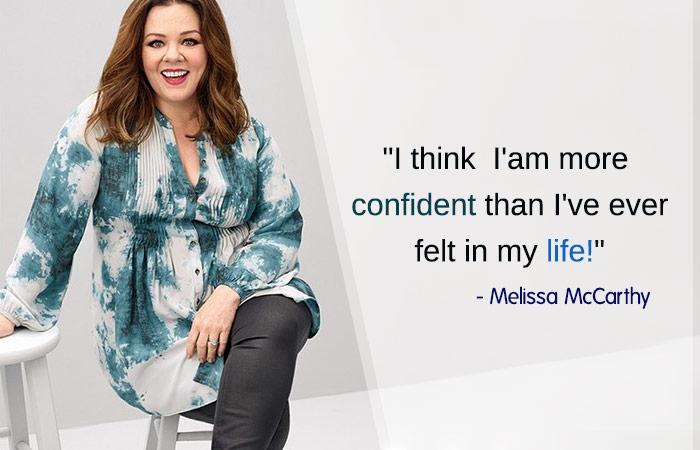 Melissa McCarthy Weight Loss - Melissa McCarthy Workout Plan