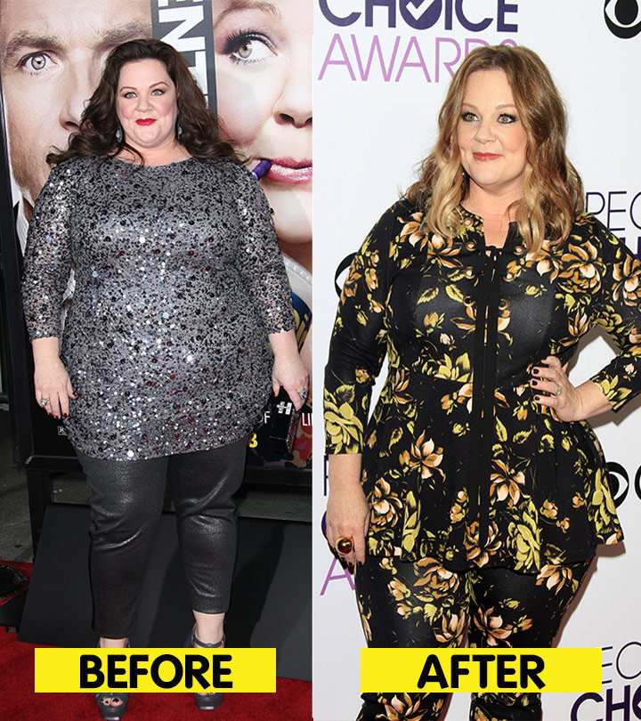 Revealed! How Melissa McCarthy Lost 75 Pounds