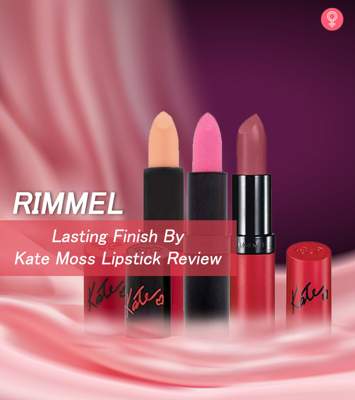 Rimmel Lasting Finish By Kate Moss Lipstick Review