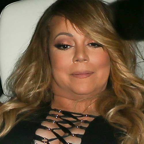 When Did Mariah Carey Start Gaining Weight
