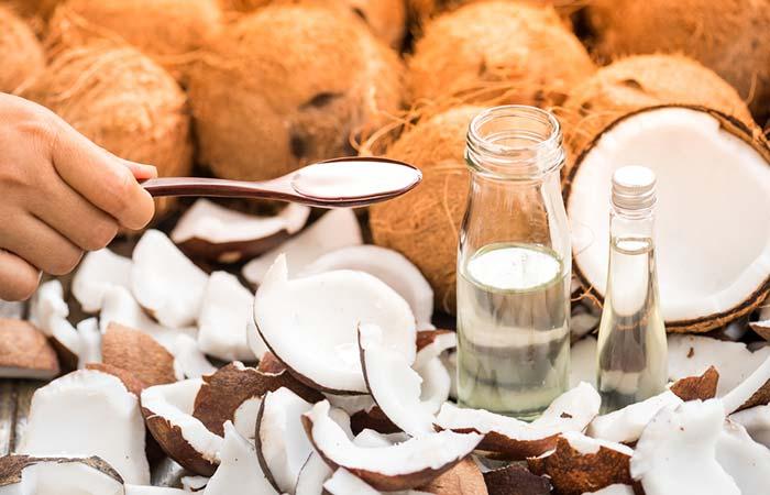 Hormonal Imbalance - Coconut Oil